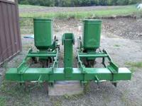 For Sale is a John Deere 2-row model 80 Unit Planter
