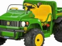 I have a almost brand new john Deere power wheels I