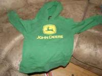 Great pullover. pouch pocket. John deere. Size 5/6