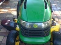 For Sale: John Deere L130 Riding Mower/Tractor Very
