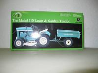 We have several toys for sale consisting of Semis, yard