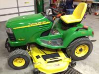 This might be the last lawn tractor you every have to