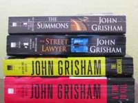 4 Grisham Titles A Time To Kill The Associate The