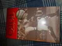 I am selling my Johnny Bench signed book 'Catch Every