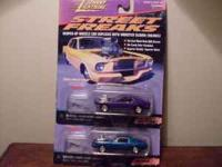 here is 1969 ford mustang mach1 and a 67 Shelby if