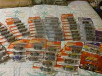 JOHNNY LIGHTNING - DIECAST CAR COLLECTION - All are in