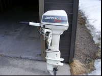 1993 Model # J6RLETB Serial # B 089695 ran good last