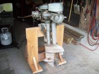 Johnson Seahorse PO15 Outboard motor for parts or to