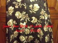 "Jones New York (6 petite) skirt  ""NEW"" This one is"
