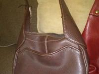 Brown Leather Small Purse Great Quality Sturdy and