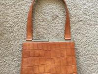 Great condition. Jones New York Handbag 9 inches long