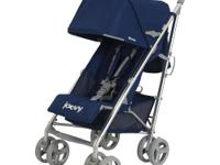 The new and improved Joovy Groove stroller is totally