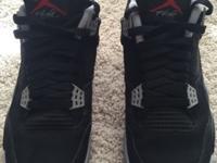 Jordan 11 lows size 10 DS $325 Jordan 4 size 10 worn a