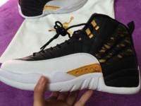Authentic Jordan 12 wings sizes 7-13 brand new with