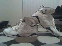 Jordan 7 Magic Defining Moments Size 11. Can't be found