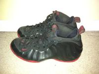 Up for sale are my Jordan Alpha 1's and my black and