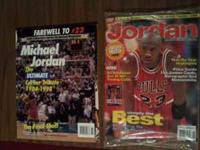 A TRIBUTE TO MICHAEL JORDAN SPECIAL COLLECTORS EDITION
