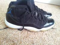 i have some 2009 retro 11 space jams size 11 for sale