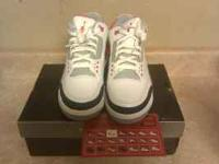 This is a BRAND NEW NEVER BEEN WORN pair of Jordan's