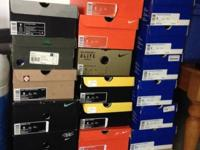 Letting go of a lot of shoes here. About 20 pairs of