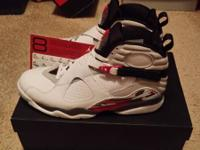 I have brand new never worn jordans. There all size 11