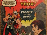 JOURNEY INTO MYSTERY# 87 (1962) 5th Thor Classic Cold
