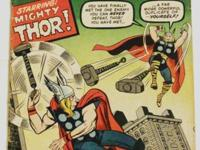 JOURNEY INTO MYSTERY# 95 Aug 1963 Silver Age Thor vs