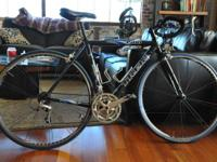 This can be an applied 27-speed Trek 1500 road bike