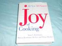 The Joy of Cooking by Irma S. Rombauer, Marion Rombauer