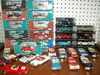 PICTURED:  All remaining diecast cars/vehicles marked