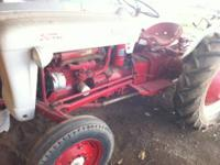 Jubilee Ford Tractor, $3500 Tractor has been completely
