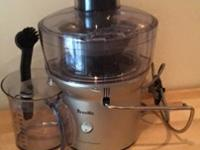 Breville RM-BJE200XLAs new, used twice.Product