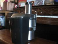 AS SEEN ON TV -  the Stainless steel Power Juicer Pro,