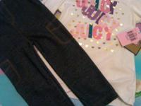 new with tags juicy couture outfit smoke and pet free
