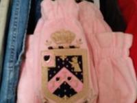 I have 2 pink juicy purses. Both small 1 pink shoulder
