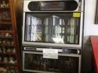 Juke Box it is works off CDS we are located at 2408