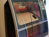 Coin operated R83 Rowe jukebox In working order, plays