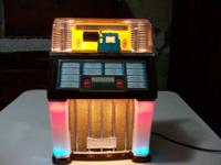 Thomas Collectors Edition Model 1960 Jukebox
