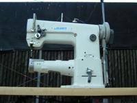 juki walking foot cylinder arm LS-341N with needle