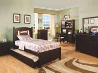 Juliette 4 Pc Twin Youth Bedroom Collection To View