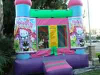 BOUNCY HOUSE FOR YOUR KIDS PARTY ENTERTAINMENT.