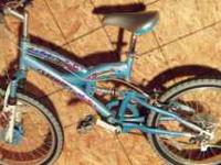 "20"" ROCK CANDY ~ Venus 7 speed bicycle This is an"