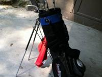 I am selling my left handed children's golfclub jr.