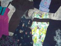 Lot of size S/M dresses.  5 Dresses 2 skirts, all for