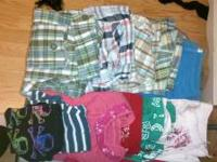 I have a lot of juniors summer clothes(tank tops,