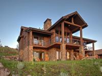 The Juniper Cabin sets the standard for mountain