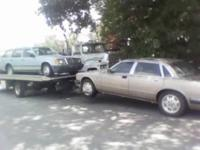 Car and Junk Cars for Cash. Get paid on the spot! Get