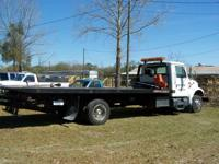 services offered, towing for your car or truck, tractor