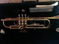 Great trumpet.  My son decided he doesn't want to play