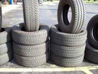 Used tires for sale 255/55/r19 265/70/r17 245/70/r17